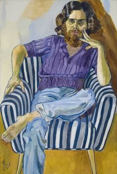Dana Gordon - by Alice Neel