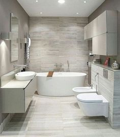 Here are the Contemporary Bathroom Design Ideas. This article about Contemporary Bathroom Design Ideas was posted under the Bathroom category. House Design, House Bathroom, Master Bathroom Design, Modern Bathroom Design, Bathroom Tile Designs, Modern Contemporary Bathrooms, Contemporary Bathroom Designs, Luxury Bathroom, Bathroom Design