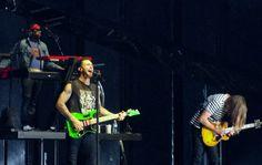 Adam Levine V Concert Tour Maroon 5 Xcell Energy Center...3/23/15