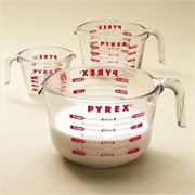 Pyrex® Glass Measuring Bowls | Sur La Table