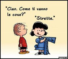 Imagine that you are learning the Italian language right at your own living room. Considering the numerous simple methods of learning Italian today, would you rather sit in your Italian Humor, Italian Quotes, Feeling Lost, Feeling Happy, Sarcastic Quotes, Funny Quotes, Lucy Van Pelt, Magic Words, Sarcasm Humor