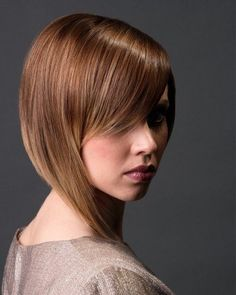 Asymmetrical Short Haircut Styles