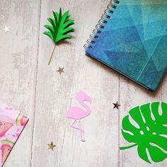 Hawajskie urodziny, dekoracje z papieru, planowanie, tapeta, monstera, Office Supplies, Paper
