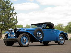 1931 Ruxton Model C Roadster