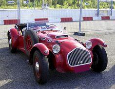 Allard J2-X Roadster • 1952