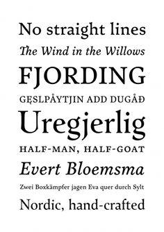 Typografi / Visuelt / Grafill