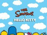 Exclusive: Hello Kitty teams with 'The Simpsons'.....kawaii  and nerd overload!