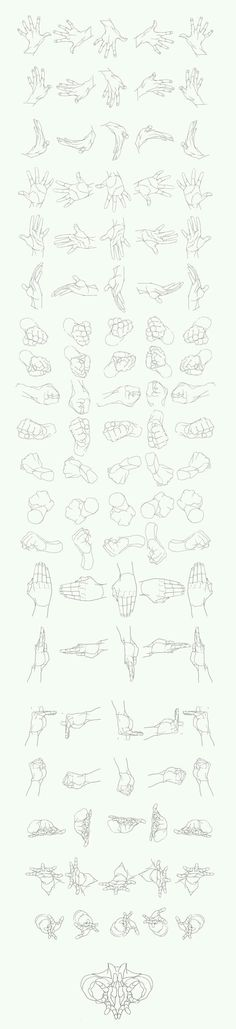 25 New ideas for drawing hand reference character design Drawing Lessons, Drawing Poses, Drawing Tips, Drawing Hands, Drawing Ideas, Drawing Techniques, Hand Drawing Reference, Anatomy Reference, Anime Hand