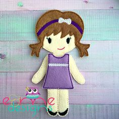 ClaraDollEmbroidery Design File You will receive the doll and the outfit pictured. SIZES: 5×7 A color chart and PDF photo instructions are included. Formats offered:DSTEXPJEFHUSPESVIPXXXIf you need a different format, please contact us and we will try to work with you.This is a design file. This is NOT the finished product. You will need an …