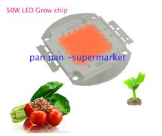 50w High Power LED Chip 380NM-840NM Full Spectrum  for Grow Light | Home & Garden, Lamps, Lighting & Ceiling Fans, Light Bulbs | eBay!