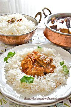 Mutton Patiala stew