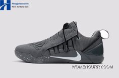 310b5d4f073 Nike Kobe A.D. NXT Dark Grey White Men s Basketball Shoes New Style