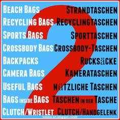 Biggest free bag patterns collection 2 / Größte kostenlose...