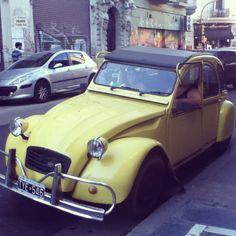 Citroen en Buenos Aires