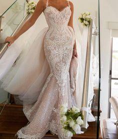 Lace Prom Dress,Mermaid Prom Dress,Fashion Bridal Dress,Sexy Party Dress,Custom Made Evening Dress