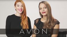 Avon Global Celebrity Makeup Artist Lauren Andersen shows you how to create a holiday glam look, featuring a metallic brown smokey eye and deep red lip color. #AvonRep
