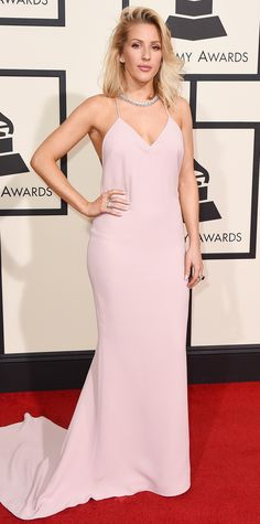 See Your Favorite Stars On The 2016 Grammys Red Carpet - Ellie Goulding  - from InStyle.com