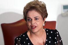 Dilma levará séquito de 35 pessoas ao Senado para sua defesa