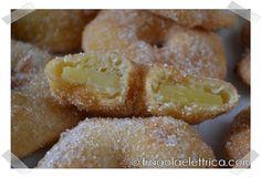 FRITTELLE DI MELE fragolaelettrica.com Le ricette di Ennio Zaccariello #Ricetta