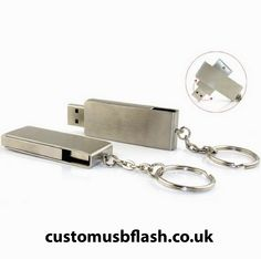 F132 Twister/ Swivel Shopping Stores, Usb Flash Drive, Personalized Items, Metal, Accessories, Metals, Usb Drive, Jewelry Accessories