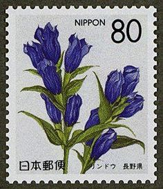 Stamps - Gentian Research Network