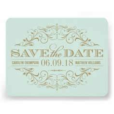 Discover out-of-this-world save the date cards on Zazzle! Browse invitations, post cards & magnets and choose from an array of different designs & themes. Save The Date Invitations, Vintage Wedding Invitations, Wedding Invitation Sets, Wedding Stationery, Custom Invitations, Vintage Weddings, Bridal Invitations, Reunion Invitations, Blush Weddings