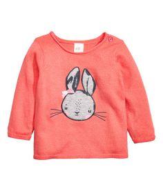Bunny pullover