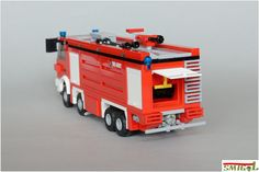 Lego City Sets, Lego Sets, Lego Fire, Lego Military, Brick Loft, Lego Worlds, Pedal Cars, Fire Engine, Fire Department