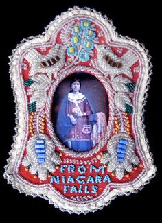 "Historic Iroquois and Wabanaki Beadwork: ""FROM NIAGARA FALLS"" and Tuscarora Beadwork"