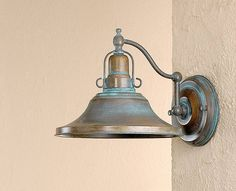 Light Wall Sconce from the Charleston Collection