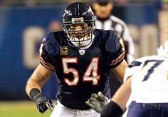 Brian Urlacher. Bears LB