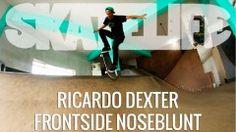 Frontside Noseblunt | Tutorial #SKATELIFE | Ricardo Dexter - http://DAILYSKATETUBE.COM/frontside-noseblunt-tutorial-skatelife-ricardo-dexter/ - http://www.youtube.com/watch?v=SR1VVoYd66E&feature=youtube_gdata  Frontside Noseblunt | Tutorial #SKATELIFE | Ricardo Dexter O skatista recém-profissionalizado Ricardo Dexter dá dicas para aprender o frontside noseblunt, uma manobra básica para se divertir... - Dexter, frontside, noseblunt, ricardo, skatelife, tutorial