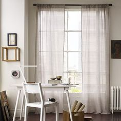 #chevron silk #curtains from @westelm $49 each panel. can't decide betw grey or straw