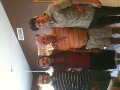 Ric, Jonathan, Bob, Josiah