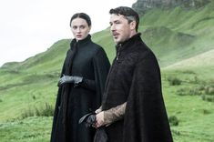"""For Ms. Turner and Ms. Williams, who have spent their teens playing the Stark sisters in """"Game of Thrones,"""" the current story line is one of emergence, both on the show and off."""