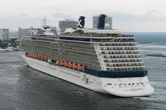 Celebrity Silhouette cruise ship photos : Celebrity Cruises