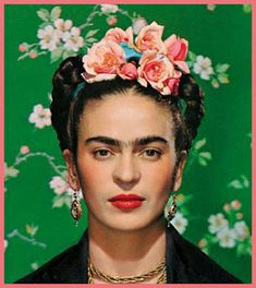 guess she wouldn't have cared too much about being a hipster fashionista?! #fridakahlo
