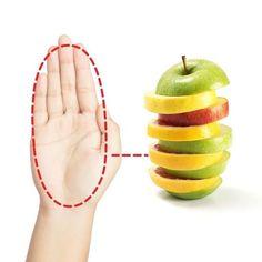 Voici une astuce pour maigrir que vous devez connaître si vous faites un régime. Si vous essayez de perdre du poids ? Voici une méthode géniale et ultra facile pour calculer les bonnes portions alimentaires à chaque coup. Grâce à cette astuce, fini de mesurer tous vos ingrédients avec une balance de cuisine ou un verre-mesure. Vous calculez toutes vos portions de nourriture en utilisant uniquement vos doigts, vos pouces et la paume de votre main. Regardez : Nutrition, Healthy Life, Watermelon, Coconut, Diet, Fruit, Food, Voici, Culture