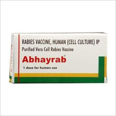 We have with us superior quality Abhay Vaccine / Anti Rabies Injection which are well known among our customers for their high efficiency and negligible side effects. Superior Quality, Side Effects, Wellness