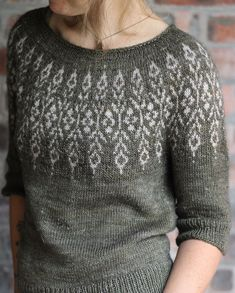 """2,689 mentions J'aime, 20 commentaires - YAMA YARN // Madeleine (@yama_fibre_art) sur Instagram: """"🍂..#aldensweater ~ a beautiful new design by @knit.love.wool now available on Ravelry * I test…"""" Fibre Art, News Design, Ravelry, Wool, Knitting, Sweaters, Beautiful, Instagram, Fashion"""