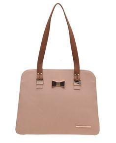 y ajuste color texturizada beige Westies superficie internos Bolsa satchel Bolsa compartimentos zxUAFT