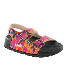 74994b5c1852 Birki s Holi Pink Birko-Flor Aruba Sandal - Kids