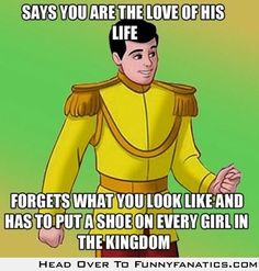 Typical Prince Charming