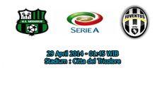 Prediksi Bola Sassuolo Vs Juventus 29 April 2014