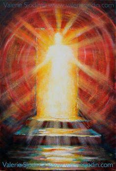 visual blessings - Resurrection