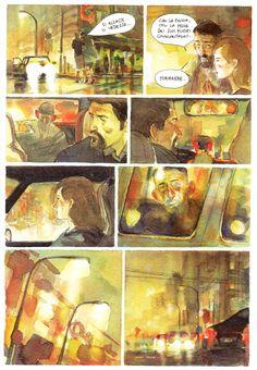 Gipi - page from 'Unastoria' - 2015 Coconino Press