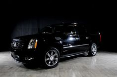 Cadillac Escalade Car for Rental in Miami Beach by South Beach Exotic Rentals. #MiamiBeach #CadillacEscalade #SUV's