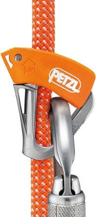 The ultralight and very compact Petzl Tibloc Rope Clamp / Grab is ideal for rope ascents, hauling systems or friction knot replacement in self-rescue situations. Available at REI, Satisfaction Guaranteed. Wilderness Survival, Camping Survival, Survival Prepping, Survival Skills, Survival Gear, Tactical Survival, Survival Knots, Rock Climbing Gear, Climbing Rope