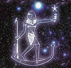 Sirius: the first god worshiped in Eygpt was the star Sirius (Sopdet)
