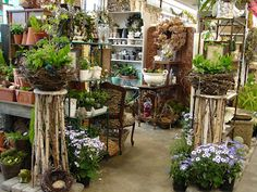 1000 Images About Garden Center Displays On Pinterest